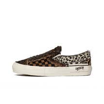 Vans Shoes UA Slipon Cap LX, VA3TKSVSO - $248.00