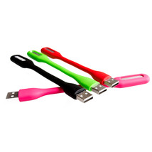 5 Flexible Portable USB 5V 1.2W LED Lamp For Power bank Comupter Noteboo... - $7.23 CAD