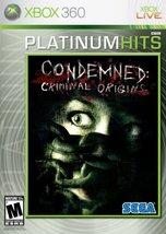 Condemned Criminal Origins - Xbox 360 [video game] - $45.00