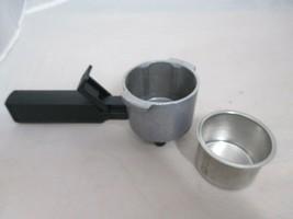 Braun Master Plus 4 Cup Espresso Cappuccino Machine E40 3057 Portafilter... - $14.99