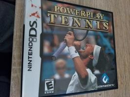 Nintendo DS Powerplay Tennis image 1