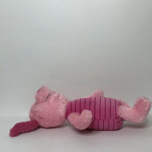 "Disney Store Core Piglet Plush Stuffed Animal Beanie 15"" image 7"