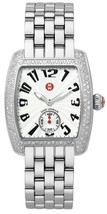 Michele MWW02A000124 Ladies Mini Urban Diamond Steel Watch 109024 - $770.05