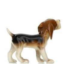 Hagen Renaker Miniature Dog Beagle Ceramic Figurine image 6