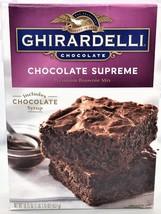 Ghirardelli Chocolate Supreme Brownie Mix 18.75 oz - $5.17