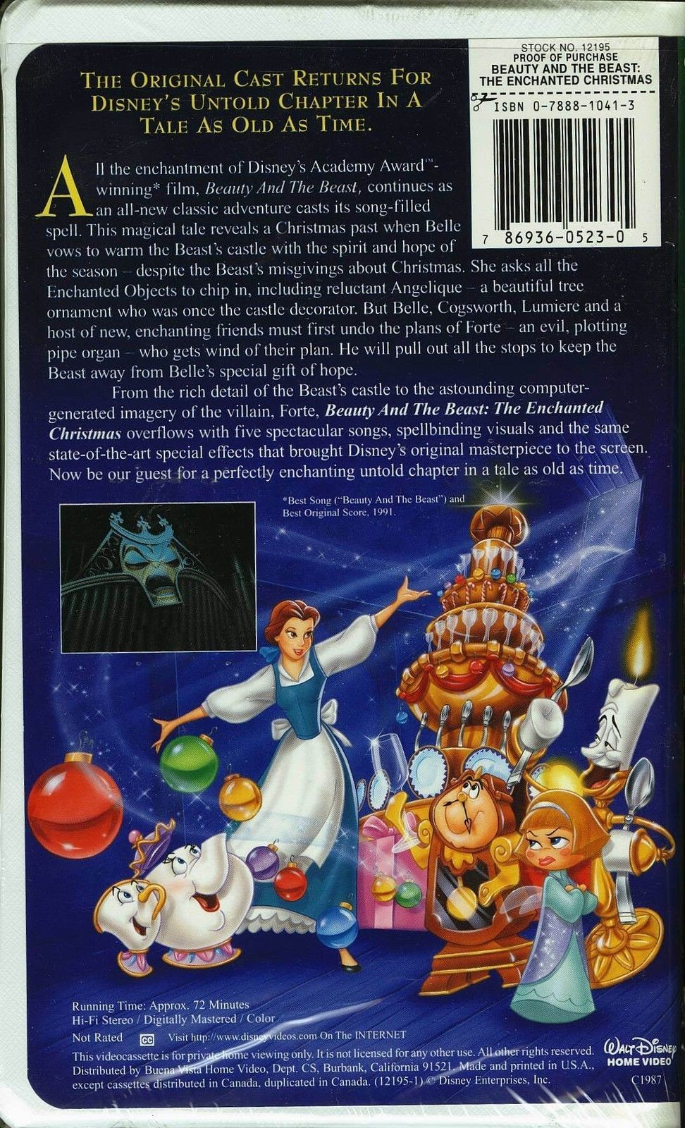 Enchanted Christmas Cast.Beauty Beast Enchanted Christmas Disney And 16 Similar Items