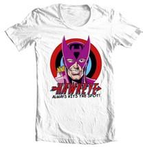 Hawkeye  HTS T shirt Marvel West Coast Avengers comic book retro graphic tee image 2