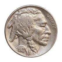 1927 S Buffalo Nickel - Choice BU / MS / UNC - $457.00