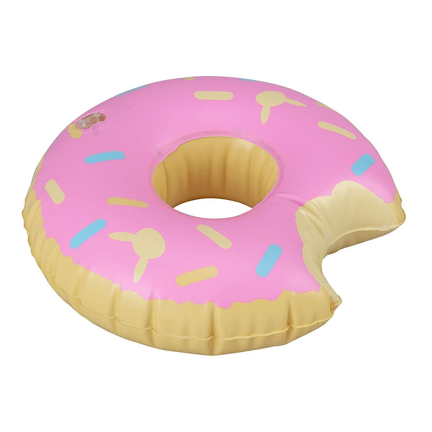 Pokemon Center Original Mascot Donut Pikachu of a Floating Ring
