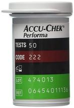 50 Accu Chek Performa / Performa Nano Test Strips Newest Release Very Lo... - $14.99