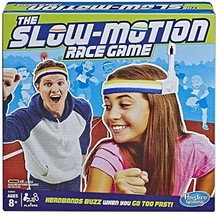 Hasbro Gaming The Slow-Motion Race Game for Kids Ages 8 & Up - $48.50