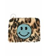 Blanco * Bolso de maquillaje de leopardo para mujer con estilo multicolo... - $174.94