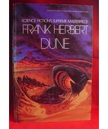 DUNE signed by Frank Herbert - $269.75