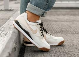 Nike Acg Air Wildwood Bianco/pelle Marrone Scarpe Sportive - $155.29