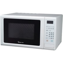 Magic Chef 1.1 Cubic-ft, 1,000-watt Microwave With Digital Touch (white) - $223.05
