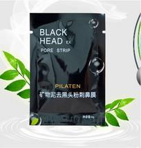 10PCS PILATEN Face Care Conk Nose Blackhead Remover Mask Pore Cleanser Deep Clea - $8.13