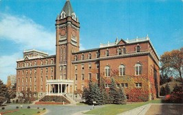 WORCESTER, MA Massachusetts  O'KANE HALL~HOLY CROSS COLLEGE   c1950's Po... - $3.70