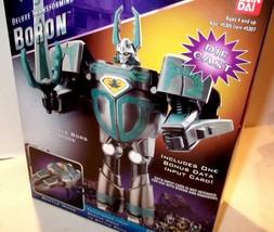 1998 ✰ Rare Sealed ✰ Beetle Borg Robot ✰ Boron God Kuwaga Titan Die Cast Metal - $225.00