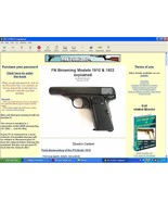 FN Browning 1910 - 1922 pistols explained - $7.95