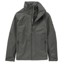 TIMBERLAND A1RZG-028 MT.CRESCENT FLEECE LINED MEN'S GREY WATERPROOF JACK... - $88.79