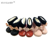 girls rain Boots shoes mini melissa lovely autumn winter warm velvet bab... - $444,93 MXN+
