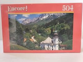 """Encore! Maria Gren, Germany 504 Piece Jigsaw Puzzle 10 3/4"""" x 18"""" - $9.49"""