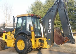 2010 John Deere 710J backhoe-loader For Sale In Rockport, IN 47635 image 1