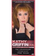 KATHY GRIFFIN Live @ The Colosseum CAESARS PALACE Las Vegas  - $1.95