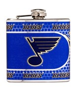 St. Louis Blues 6 oz. Stainless Steel Flask - $24.95