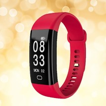 Waterproof Step Tracker Heart Rate Tracker Watch Monitor for Sports - £35.84 GBP