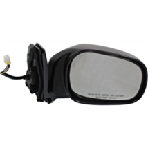 Fits 02-06 Suzuki XL-7 Right Pass Power Mirror Folding Textured Black Wi... - $61.95