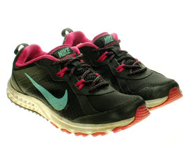Nike Wild Trail Womens Athletic Running Shoes Sneakers Size 6.5 Fitness - $16.82