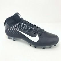 Nike Vapor Untouchable 2 Football Cleats Black/White 892680 010 Mens Siz... - $44.95