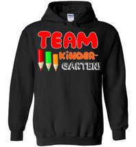 Team Kindergarten Teacher Blend Hoodie - $32.99+