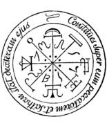 Clavicula Salomonis Regis Ritual KING SOLOMON'S WISDOM POWER DEMONIC CON... - $50,000.00