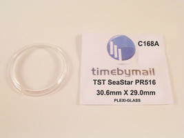 For TISSOT PR50 Watch Glass Crystal New Replacement Spare Part 27mmX 0.9... - $21.27