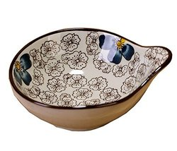 Hornet Park Creative Small Dish,Japanese Cute Sauce Dish,Seasoning Dish,E7 - $15.76