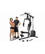 120Lb Single Stack Home Gym with Pulley Body Building Workout Machine To... - $575.18