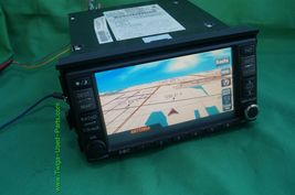 Nissan Altima GPS CD AUX NAVI Bose Stereo Radio Receiver Cd Player 25915-JA00B image 12