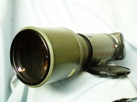 Sony Nex-3 Digital Camera c/w Sigma 400mm Supertele Lens + AF-NEX Adaptor -NICE - $150.00