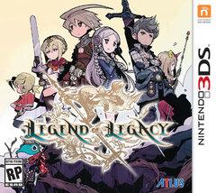 LEGEND OF LEGACY LAUNCH BUNDLE-NLA  - Nintendo 3DS - (Brand New) - $36.06