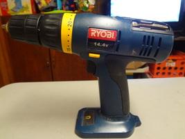 "RYOBI - 14.4V - HP1442M - CORDLESS DRILL DRIVER - "" BARE TOOL "" - WORKS ... - $29.99"