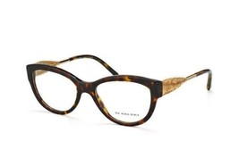 Authentic Burberry Eyeglasses BE2210F 3002 Havana Frames 53mm Rx-ABLE - $128.69