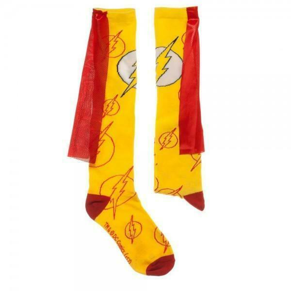 DCO-Flash Lame Cape Knee High Socks