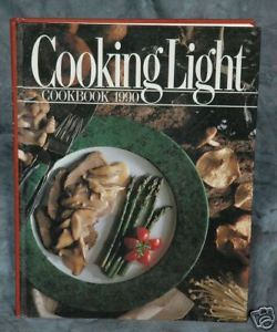 Primary image for Cooking Light Cookbook 1990 (1990)