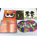 Splatune: Splatoon Original Soundtrack 2-CD OST Nintendo Switch/Wii U of... - $45.99