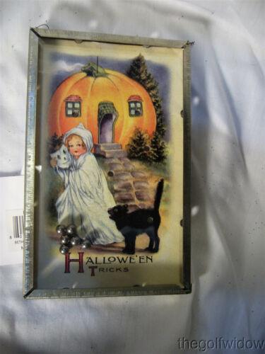 Bethany Lowe Halloween Postcard BB Game Tricks no. LO5559T