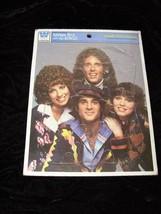 Kaptain Kool & The Kongs Frametray Puzzle Whitman 1978 Sid & Marty Krofft - $15.99
