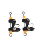 Lee and #39;s Tackle Release Clips - Pair - $32.54