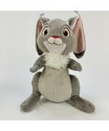 Disney Sofia The First Clover Gray Grey Bunny Rabbit Plush Stuffed Anima... - $12.16